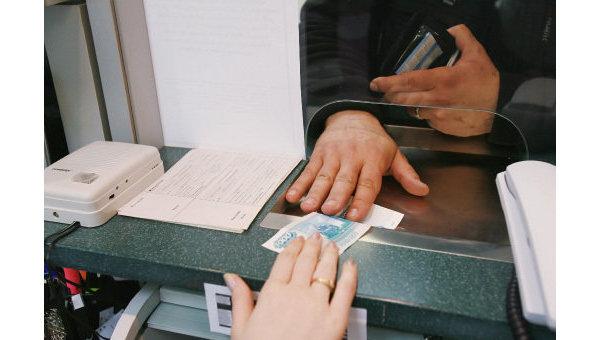 Банковские вклады. Архивное фото