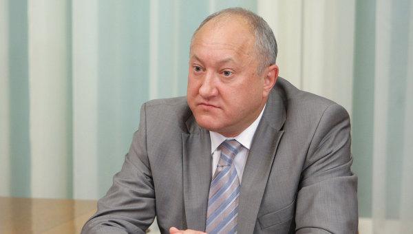 Губернатор Камчатского края Владимир Илюхин. Архивное фото.