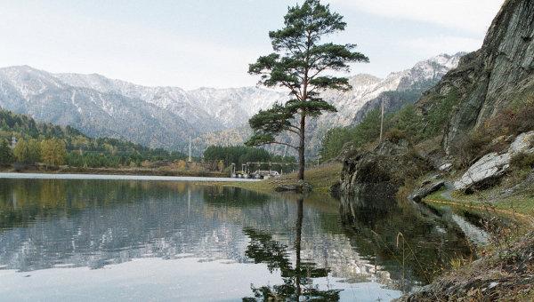 Горный Алтай. ПАрхит