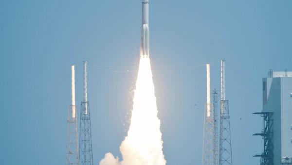 Ракета-носитель с зондом Juno стартовала с мыса Канаверал