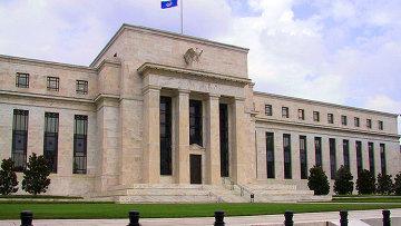 Федеральная резервная система (ФРС) США . Архивное фото