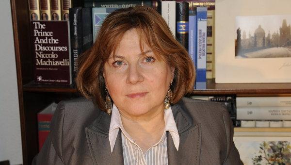 Директор Центра универсальных программ Наталия Типенко. Архив
