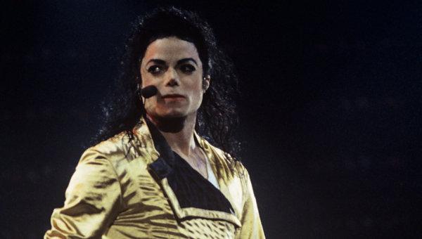 Концерт Майкла Джексона в Москве. Архив