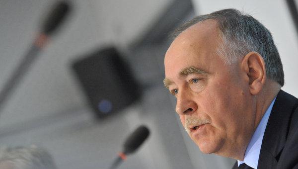 Председатель Государственного антинаркотического комитета, директор Федеральной службы РФ по контролю за оборотом наркотиков (ФСКН) Виктор Иванов