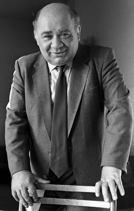 Народный артист СССР Евгений Леонов