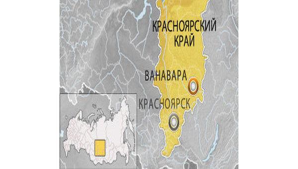Взрыв отопительного котла в поселке Ванавара на севере Красноярского края (Эвенкия)