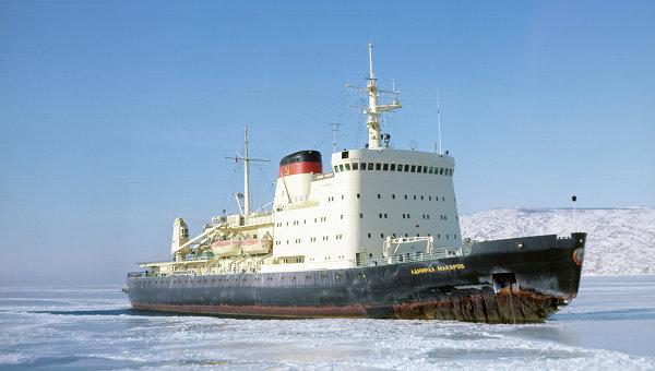 Ледокол Адмирал Макаров