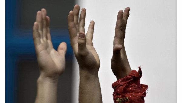 Ученые узнали, почему у мужчин безымянный палец длиннее указательного