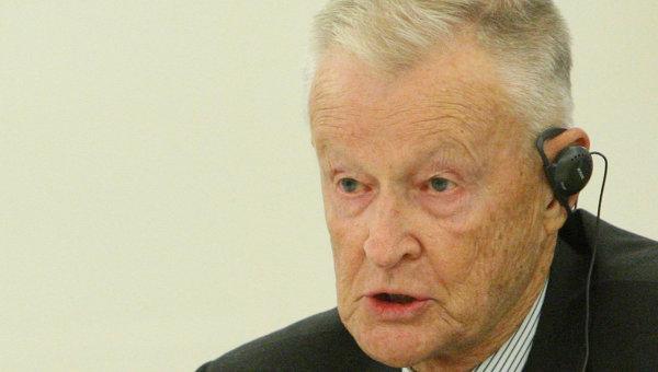 Американский политолог Збигнев Бжезинский. Архивное фото