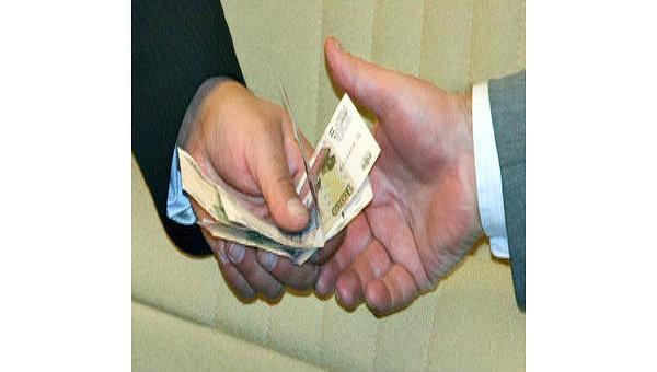 Суд санкционировал арест чиновника, подозреваемого во взятке в 3 млн руб