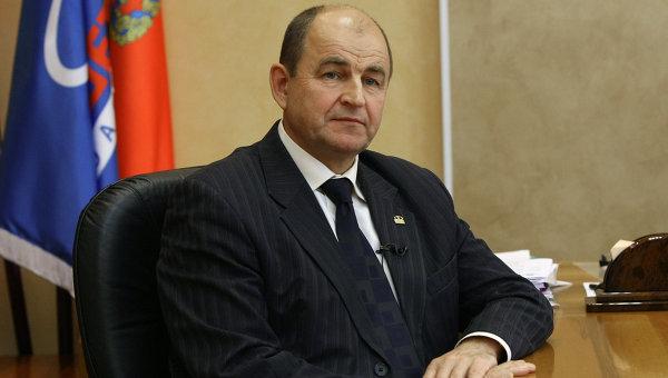 Николай Тестоедов. Архивное фото