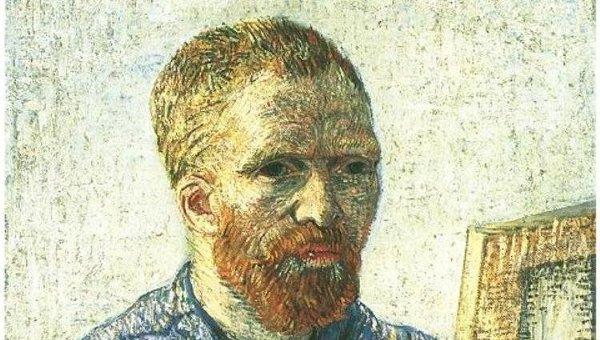 Автопортрет Винсента Ван Гога