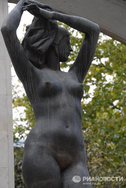 Памятник «Весна» в городе Кутаиси