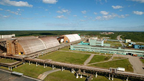 Завод компании Уралкалий. Архивное фото