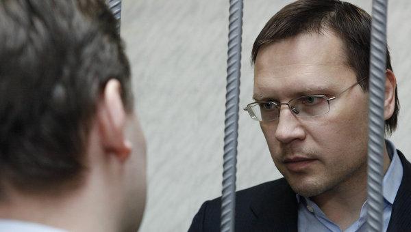 Бывший первый заместитель министра финансов Московской области Валерий Носов, архивное фото
