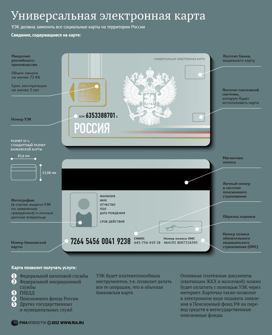 образец нового паспорта в крыму