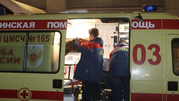 Работники скорой помощи. Архивное фото