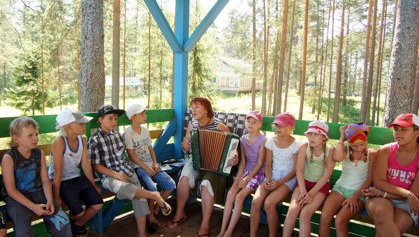 Воздоровительном центре под Нижним Новгородом отравились восемь детей