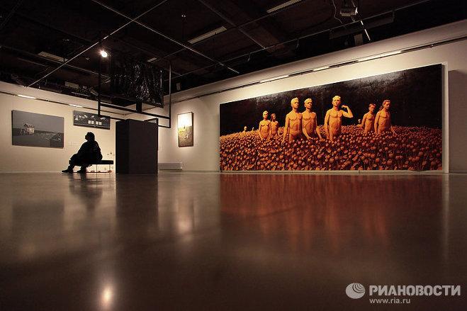Эрарта выставка