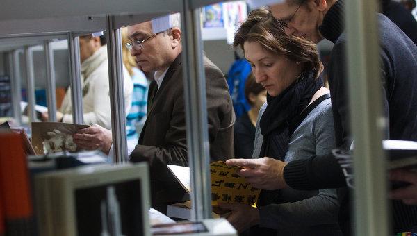 Большинство шатров фестиваля в ЦДХ отдали независимым издательствам