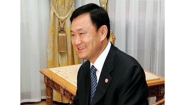 Таксин Чинават. Архив
