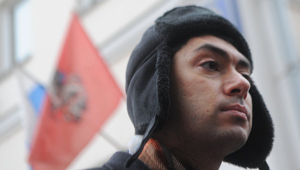 Сопредседатель движения Голос Григорий Мельконьянц