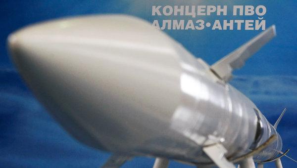 Концерн ПВО Алмаз-Антей. Архивное фото