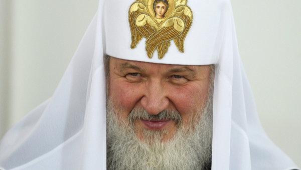 Патриарх Кирилл считает, что России пока необходимо ядерное оружие