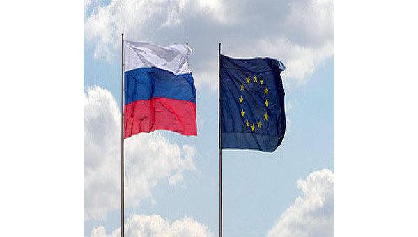 Россия-ЕС. Архивное фото