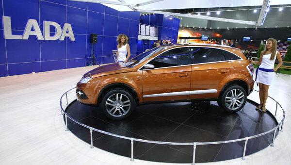 Продажи АвтоВАЗа в РФ в 2011 году выросли на 10,6%