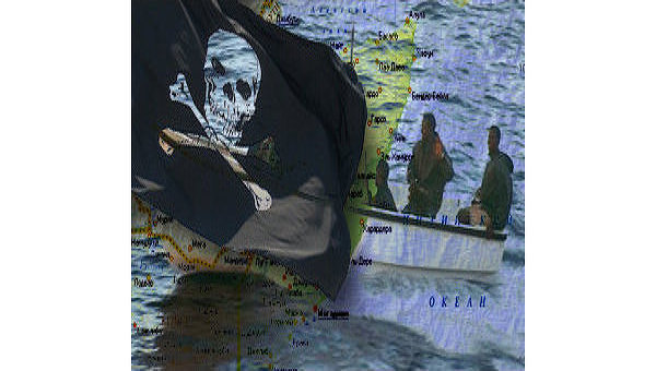Сомалийские пираты. Архив