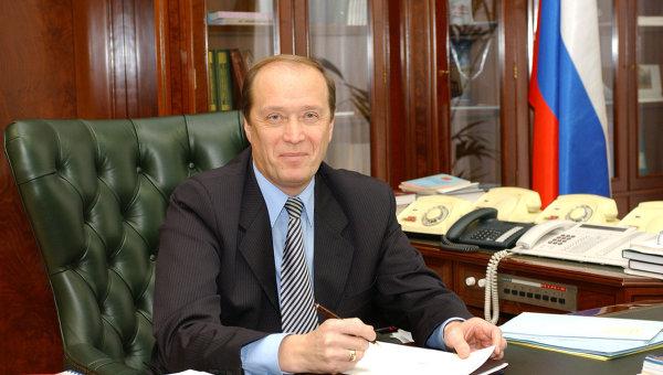 Посол России в Латвии Александр Вешняков