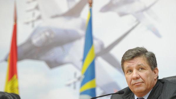 Руководитель Федерального космического агентства (Роскосмос) Владимир Поповкин
