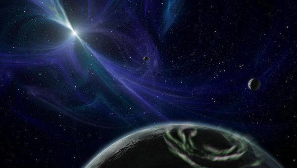 Дальше некуда: найдена самая далекая отЗемли нейтронная звезда