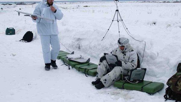 Разведчики ВДВ РФ должны получить все положенные им беспилотники до 2015 года