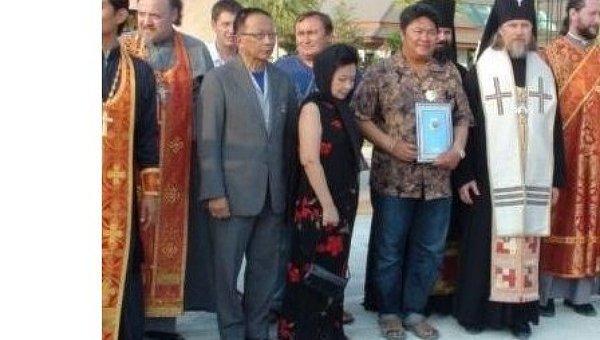Визит Архиепископа Егорьевского Марка в Таиланд