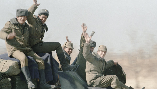 Image result for 15 февраля – День вывода советских войск из Афганистана