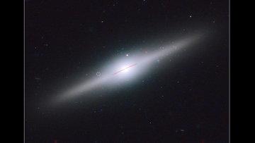 Черная дыра HLX-1