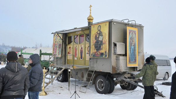 Авиадесантируемый православный храм
