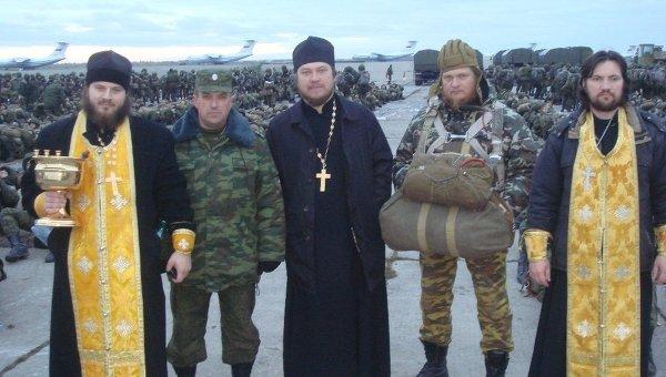 Священников ВДВ обучат применению десантируемого православного храма