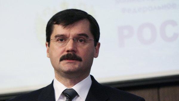Руководитель Росавиации Александр Нерадько. Архивное фото