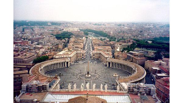 Ватикан. Архив