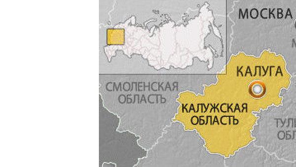 При крушении легкомоторного самолета в Калужской области погибли четверо