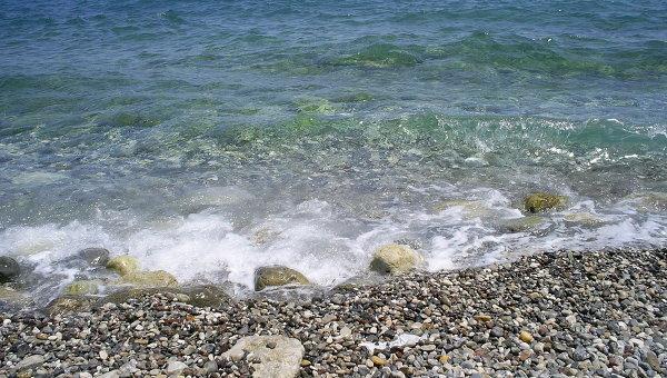 Берег Средиземноморья. Архивное фото