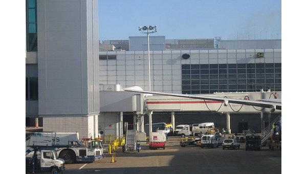 Лондонский аэропорт Гэтвик, архивное фото