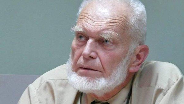 Член-корреспондент РАН, эколог  Алексей Яблоков
