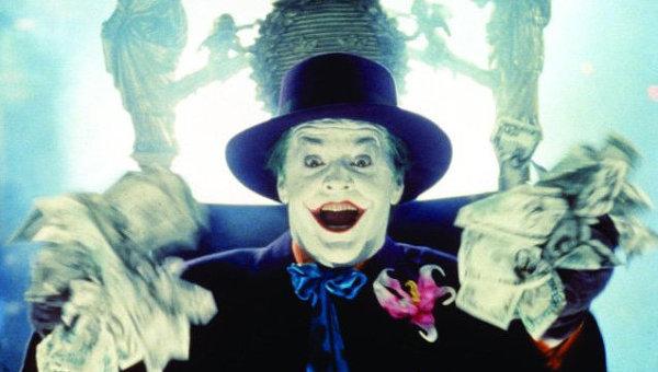 Знаменитый актер Джек Николсон ушёл из кино на пенсию