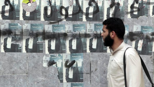 Египет перед президентскими выборами