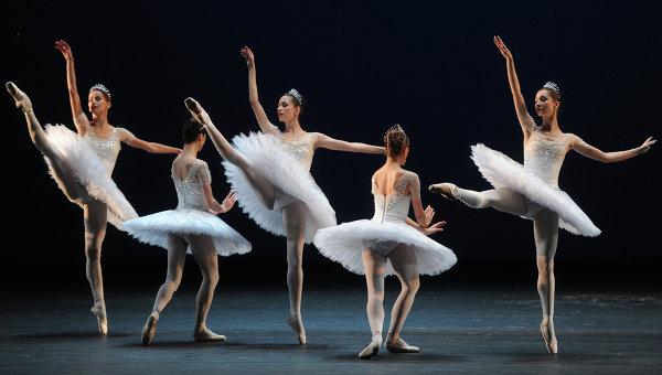Репетиция балета Драгоценности в Большом театре. Архивное фото