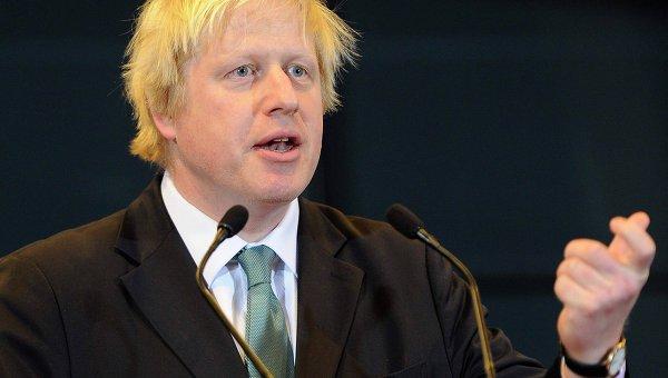 Борис Джонсон переизбран мэром Лондона с 51,53% голосов – избирком, Архивное фото